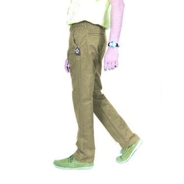 Uber Urban Cotton Trouser_ub29 - Olive
