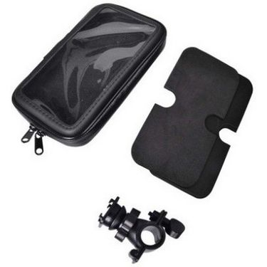 Mobile Holder for Bikers - Compatible with 4 to 6 inch Phones