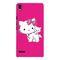 Snooky Digital Print Hard Back Case Cover For Huawei Ascend P6 Td12029