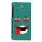 Snooky Digital Print Hard Back Case Cover For Sony Xperia T Lt30p Td12359