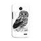Snooky Digital Print Hard Back Case Cover For Lenovo A820 Td12443