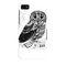 Snooky Digital Print Hard Back Case Cover For Blackberry Z10 Td12377