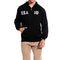 Good Karma Cotton Blend Full Sleeves Casual Sweatshirt For Men_skh33021 - Dark Blue