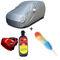 Universal Hatch back Car Body Cover + Duster + Liquid Wax