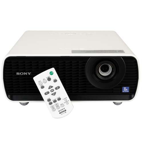 Buy Sony Lcd Projector Vpl Ex100 2300 Xga Online At Best