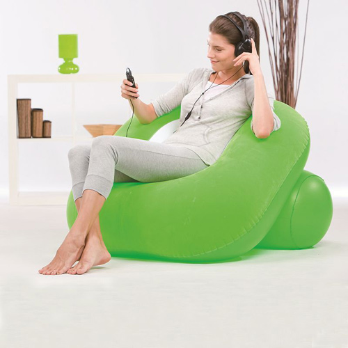 Air Sofa Naaptol: Buy Bestway Comfort Quest Inflatable Nest Air Chair