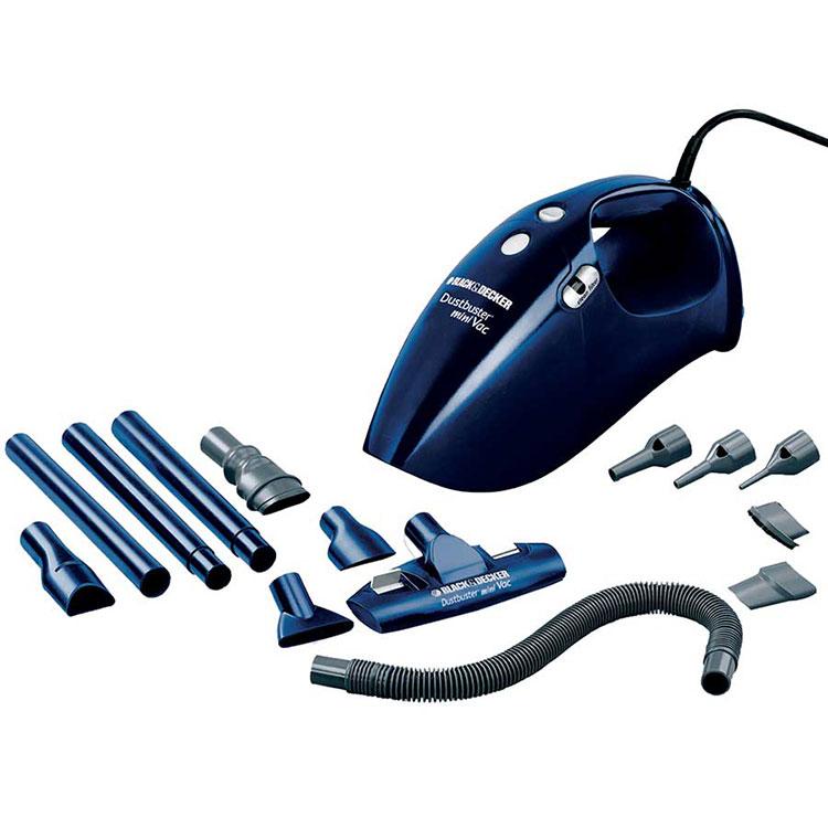 Buy Black Amp Decker Vh780 Corded Mini Handheld Vacuum