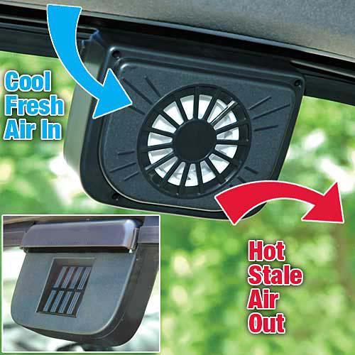Parked Car Ventilation X