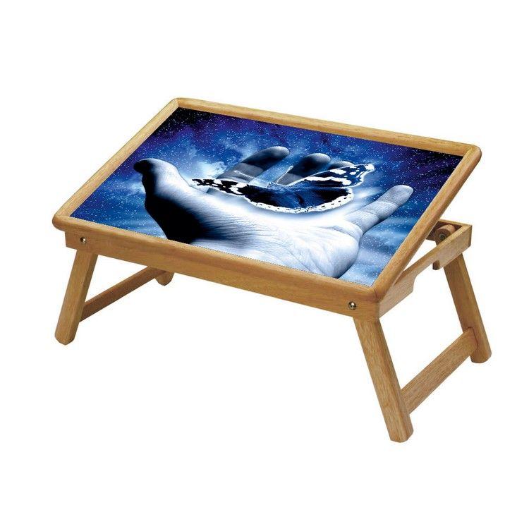 Buy Shopper52 Foldable Wooden Study Table For Kids