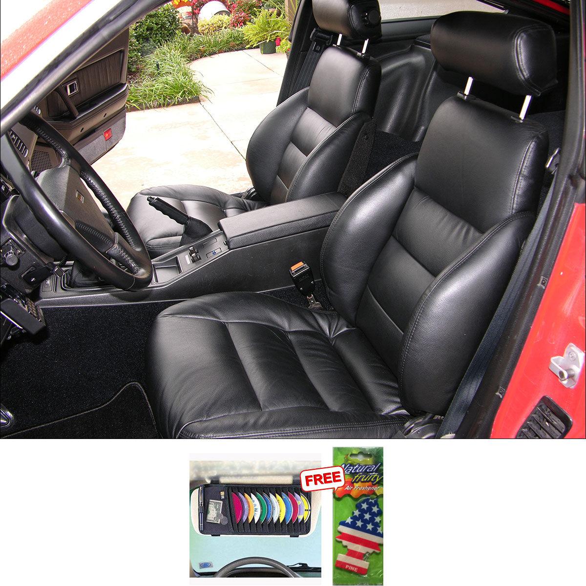 Buy Samsun Car Seat Cover For Toyota Innova Black Online