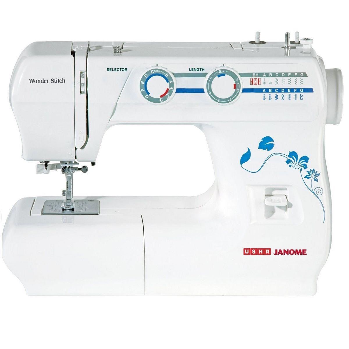 Buy usha wonder stitch sewing machine online at best price