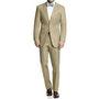 Raymond Cream Premium Suit (Coat + Trouser) Length