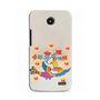 Snooky Digital Print Hard Back Case Cover For Lenovo A820 Td12103