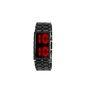 Dezine Wrist Watch For Men - Black_DZ-GSQ-DGT01