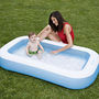 Inflatable 5 Feet Rectangular Swimming Pool