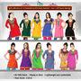 Kirti Collection of 10 Embroidered RTS Kurta Material + Free 2 RTS Kurta Material