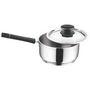 Vinod Cookware 202 Tivoli Saucepan with lid 20 cm TIV-S-20-wl