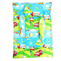 Wonderkids Printed Bedding Set - Multicolor - MW-116-CITY