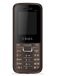 I Kall K88 1.8 inch Dual Sim Mobile  - Grey & Black