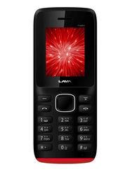 Lava Arc Magic + 1.8 Inch Dual Sim - Black & Red