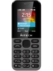 Hitech Yuva Y1S Dual Sim Mobile - Graphite