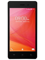 Lava A52 Loud Sound 3G SmartPhone - Black