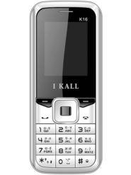 I Kall K16 Dual Sim Mobile Phone - White