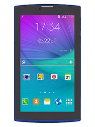 Amosta 7D2A 3G + Wi-Fi Calling Tablet (Blue)