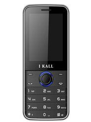 I Kall K21 Dual SIM Mobile Phone (Black Blue)