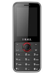 I Kall K21 Dual SIM Mobile Phone (Black Red)