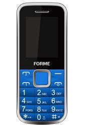 Forme N3 1.8 inch Dual Sim Feature phone (Blue)