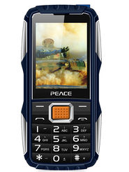 Forme Gorilla 2.4 inch Dual Sim Feature phone (Blue)