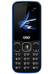Trio T3 Star Dual Sim Feature Phone (Royal Blue)