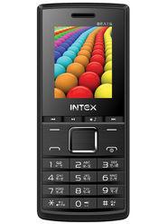 Intex Eco Beats Dual SIM Feature Phone (Black)