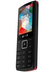 ZEN X55 Star Dual SIM Feature Phone (Black-Red)