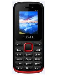 I KALL K11 1.8 inch Dual Sim Mobile - Black & Red
