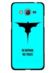 Snooky Designer Print Hard Back Case Cover For Samsung Galaxy Core Prime G360H - Sky Blue