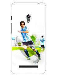 Snooky Designer Print Hard Back Case Cover For Asus Zenfone 4.5 - Multicolour