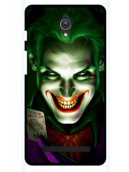 Snooky Designer Print Hard Back Case Cover For Asus Zenfone C ZC451CG - Green