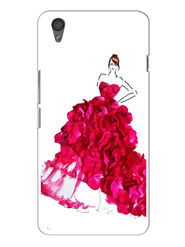 Snooky Designer Print Hard Back Case Cover For OnePlus X - Pink