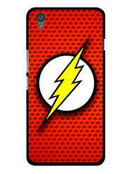 Snooky Designer Print Hard Back Case Cover For OnePlus X - Red