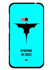 Snooky Designer Print Hard Back Case Cover For Nokia Lumia 625 - Sky Blue