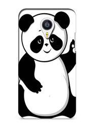 Snooky Digital Print Hard Back Case Cover For Meizu MX4 - White