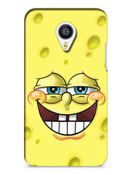 Snooky Digital Print Hard Back Case Cover For Meizu MX4 - Yellow