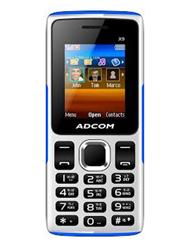Adcom X9 - White & Blue