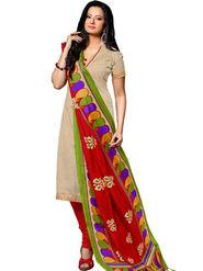 Styles Closet Printed Banglori Silk Unstitched Dress Material -Bnd-5341