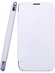 Camphor Flip Cover for Nokia 520 - White