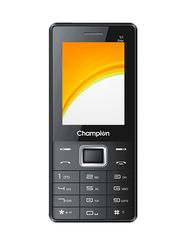 Champion Y1 Star Dual Sim Mobile Phone - Grey