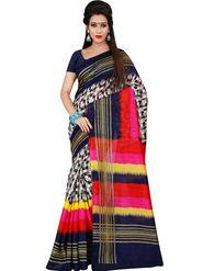 Florence Printed Bhagalpuri Silk Sarees FL-11722