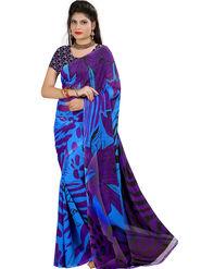 Arisha Georgette Printed Saree -Khgsstar204